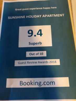 Sunshine Holiday Apartment
