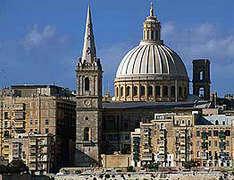 Die-Karmeliter-Kirche-auf-Malta